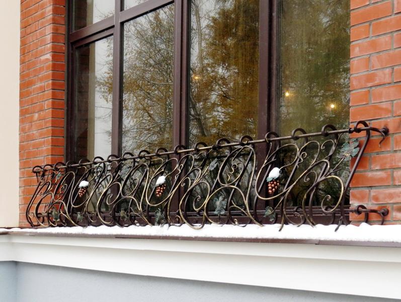 Кованые, сварные балконы, балконные ограждения изготовление,.